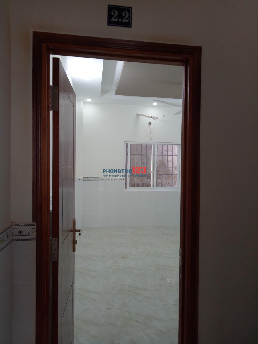 Phòng mới, đẹp, thoáng rộng rãi ngay chợ, trường học