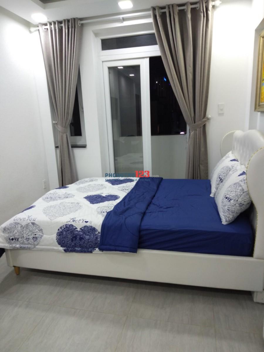 Chính chủ cho thuê phòng mới xây dựng cao cấp ngay công viên Lê Thi Riêng**Giá chỉ có 6 triệu/th.