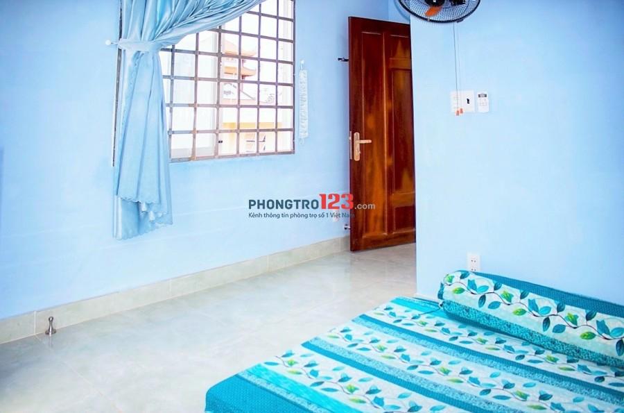 Cho thuê phòng trọ cao cấp xây mới 100% gần Đại học Trần Đại Nghĩa
