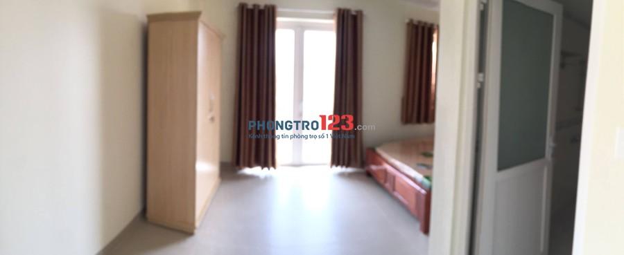 Phòng trọ cao cấp Quận 7 (mặt tiền chợ Phú Thuận), 20-30m2, WC riêng, full nội thất, 4 triệu/tháng