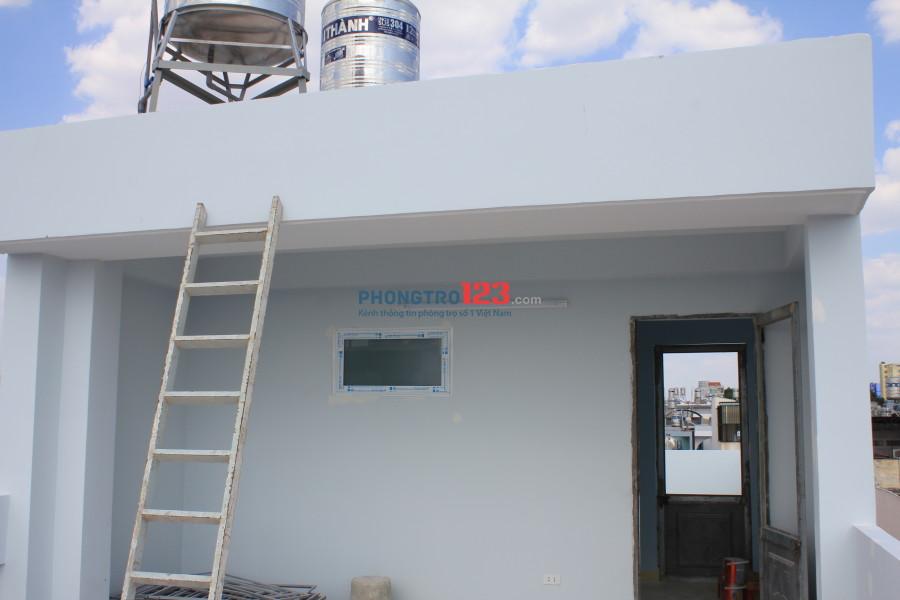 Phòng trọ đang xây mới 1/4 vào ở chỉ 1tr9, 102/65 Lê Văn Thọ, P.11, Gò Vấp