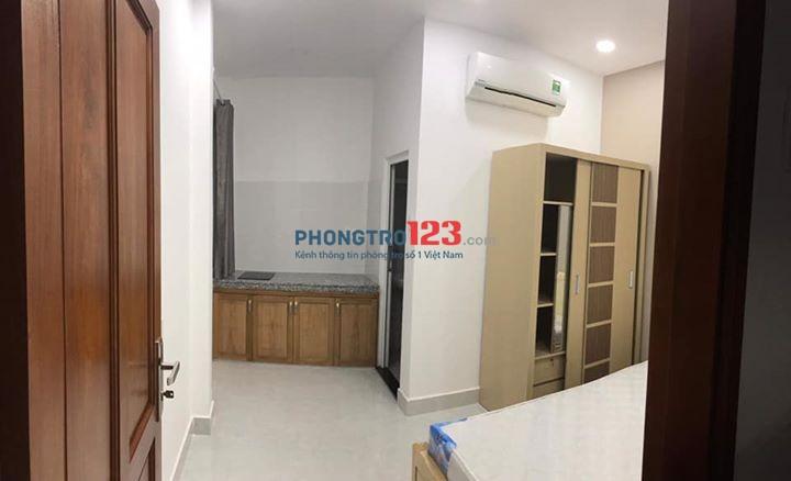Phòng mới xây đầy đủ tiện nghi Huỳnh Văn Bánh, Q.Phú Nhuận, giá 4tr
