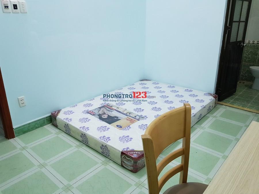 Phòng gần ĐH Công Nghiệp và Văn Lang đủ tiện nghi, giờ tự do. Giá 2tr8