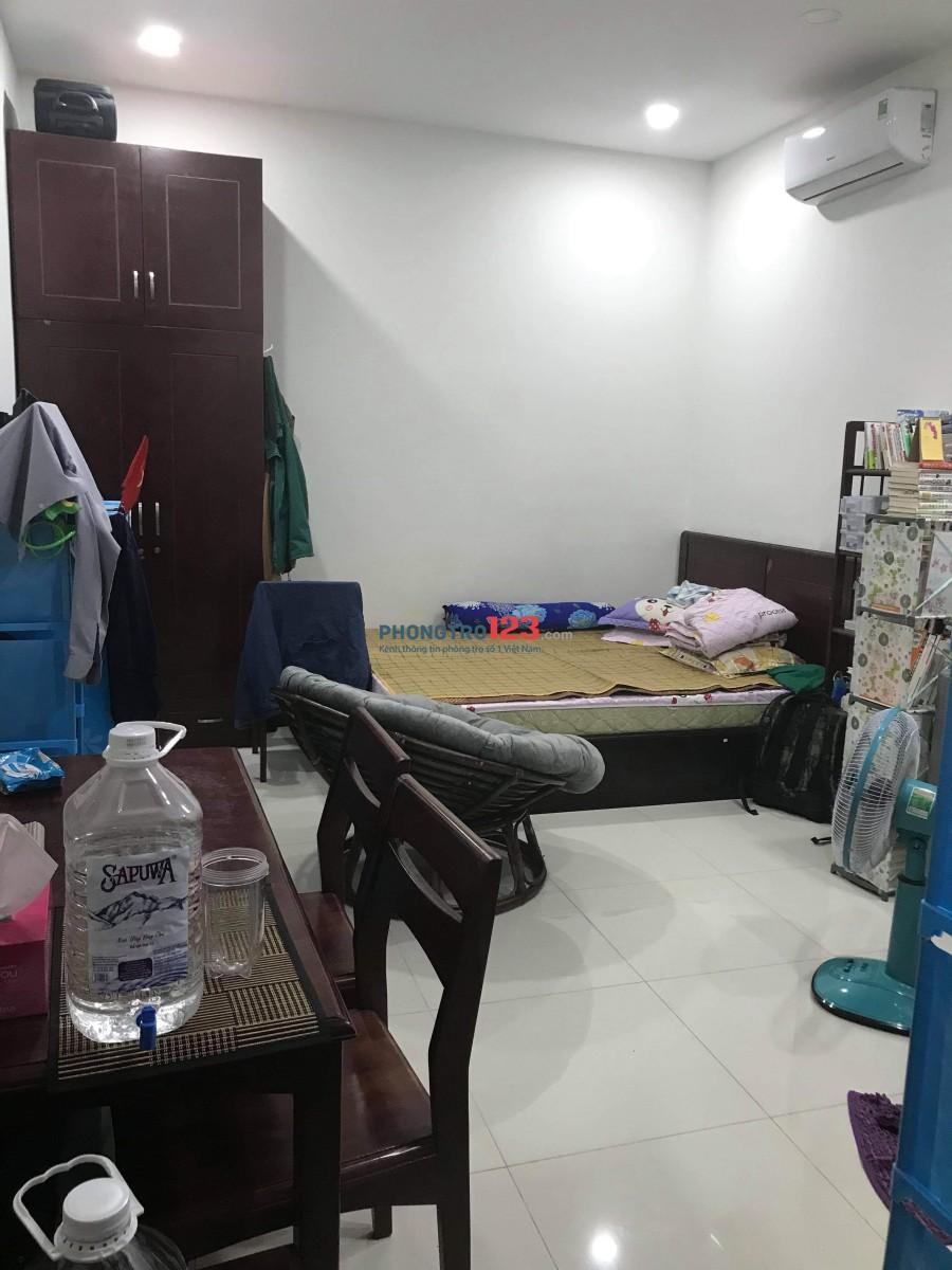 Cho thuê căn hộ tiện nghi cao cấp tại Ấp Bắc, Quận Tân Bình wifi rác máy giặt, xe 120k cũng free
