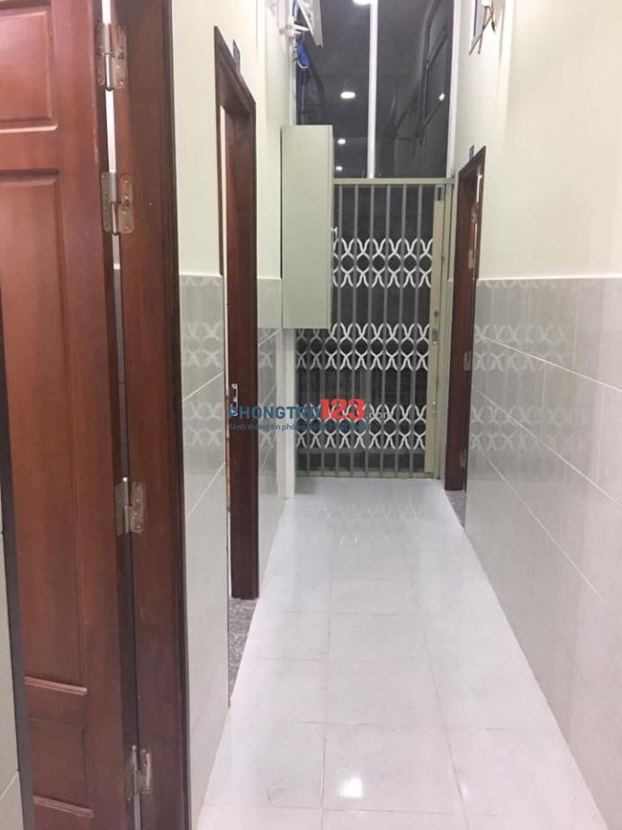 Cho thuê phòng trọ mới xây đường số 4, quận Gò Vấp
