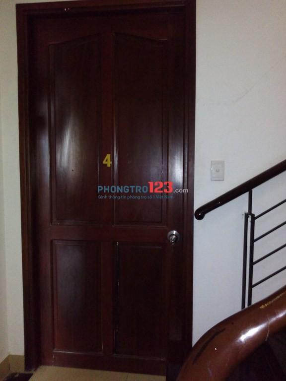 Phòng cao cấp Biệt thự Bình Lợi, gần ĐH Văn Lang, giờ tự do. Giá 3tr3