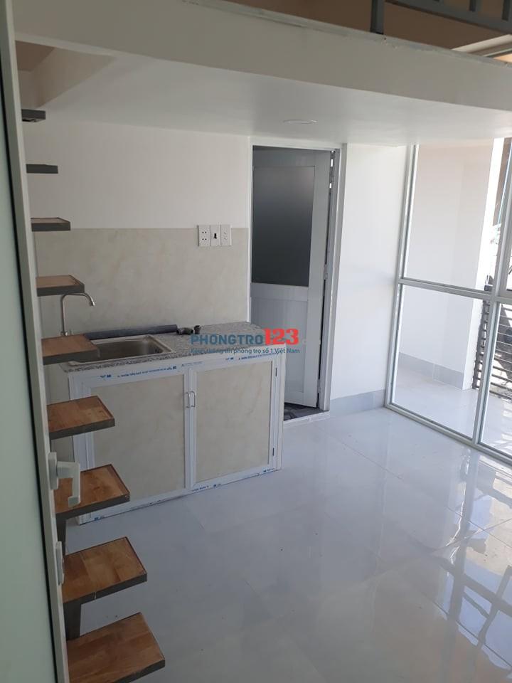 Cho thuê phòng trọ mới xây quận Gò Vấp