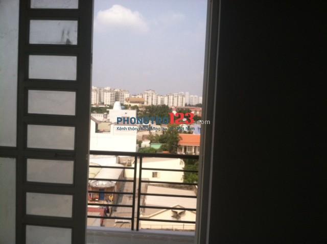 Cho thuê phòng trọ chính chủ, an ninh, thang máy, bảo vệ 24/24, mặt tiền Huỳnh Tấn Phát, Quận 7