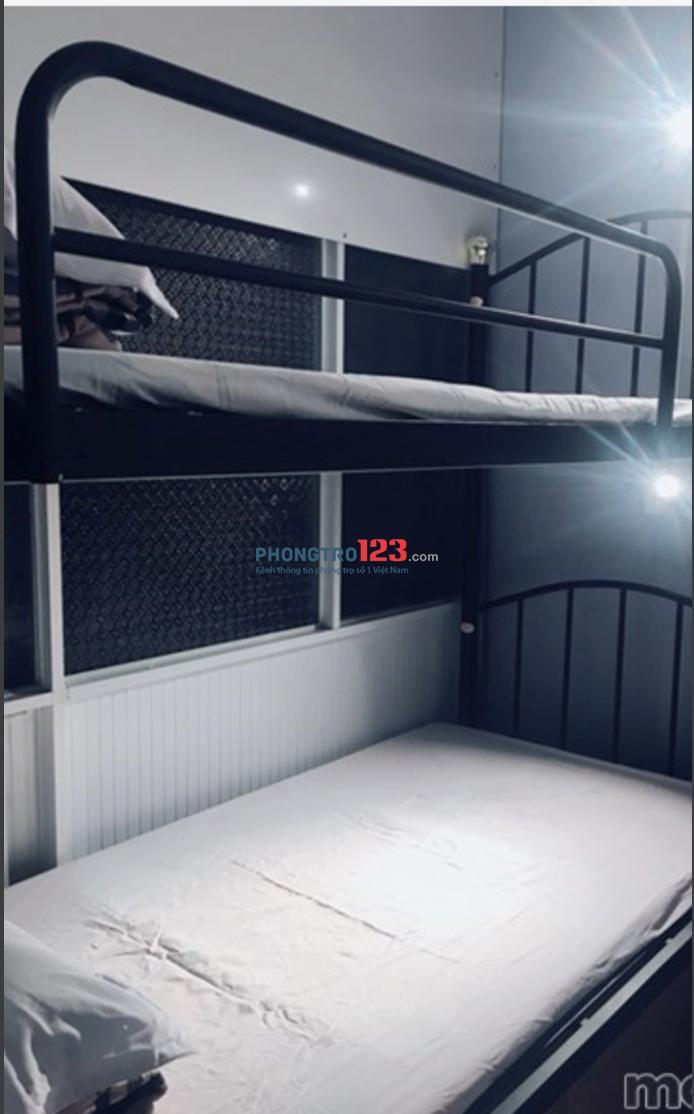 Cho thuê nam nữ ở ghép giường tầng, 1 triệu/tháng, bao điện nước