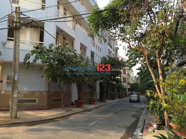 Cho thuê phòng máy lạnh, giờ giấc tự do, BV 24/24 tại KDC Trung Sơn, gần cầu Him Lam Q.7