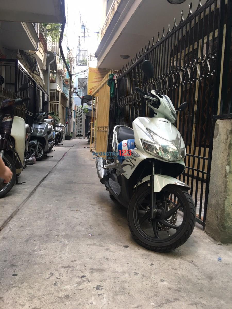 Cho thuê nhà nguyên căn Đường Nguyễn Văn Trỗi