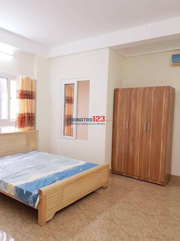 Cho thuê phòng dịch vụ 220 Hoàng Văn Thụ