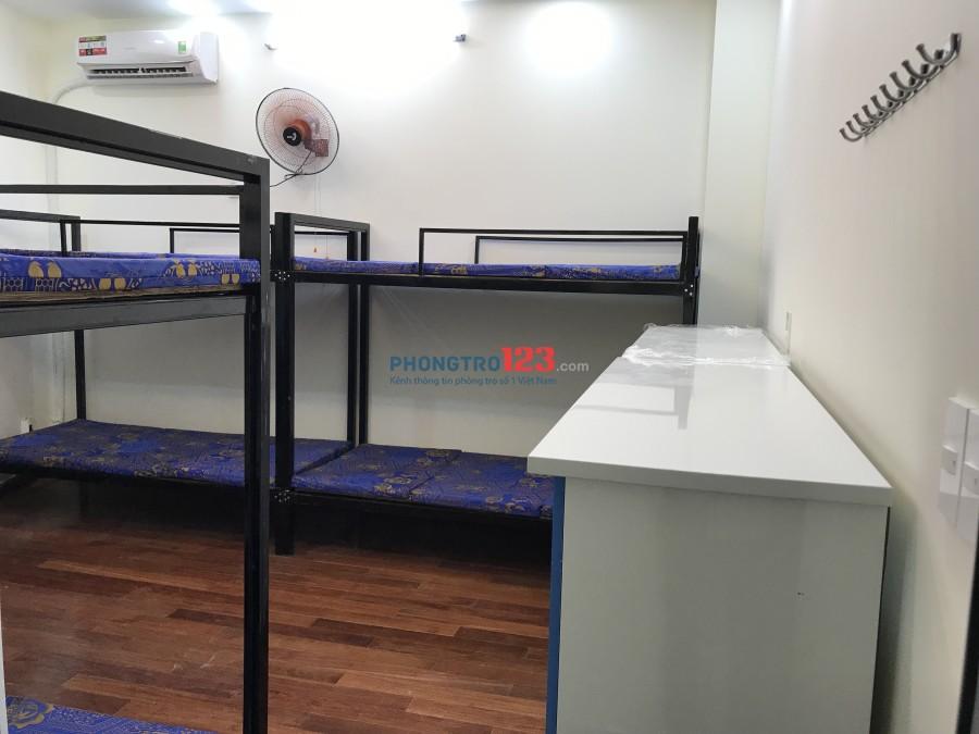 Phòng trọ mới xây xây ở ghép KTX Sinh Viên gần Đại Học Công Nghiệp Thực Phẩm quận Tân Phú, HCM