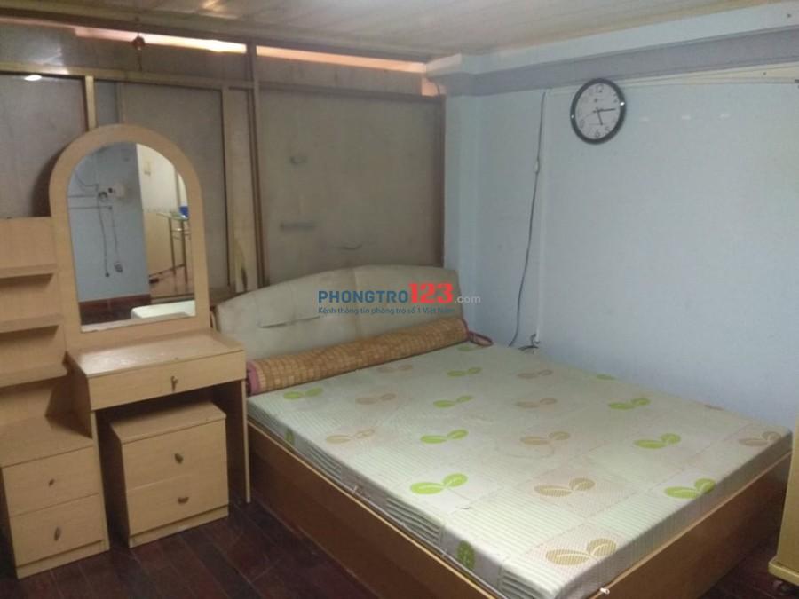 Phòng trọ giá rẻ khu vực Lâm Văn Bền