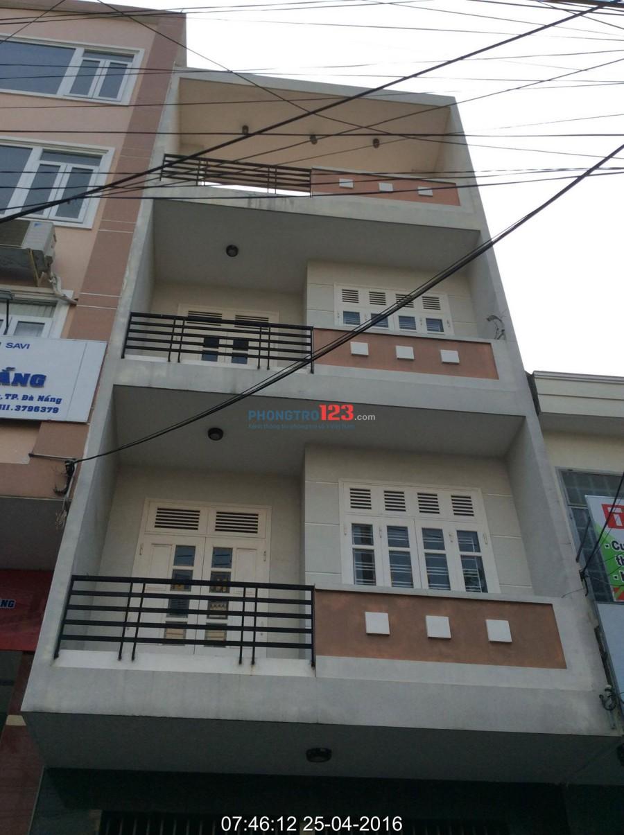 Cho thuê nhà nguyên căn 04 tầng đường Nguyễn Hữu Thọ, quận Hải Châu
