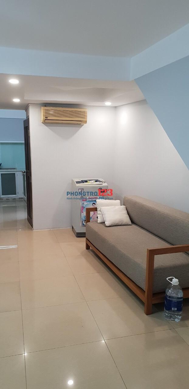 Chính chủ cho thuê phòng đầy đủ nội thất - Khúc CMT8 và Trần Văn Đang