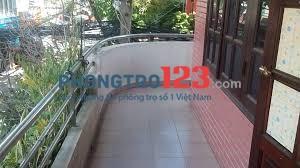 Phòng trọ sạch đẹp Tân Bình, có cửa sổ thoáng mát, chỉ 2tr9/ tháng