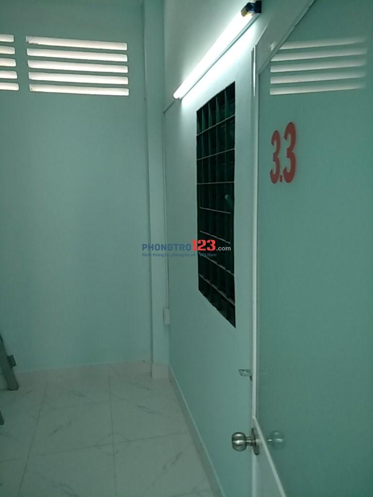 Phòng cho thuê Q.11 chính chủ