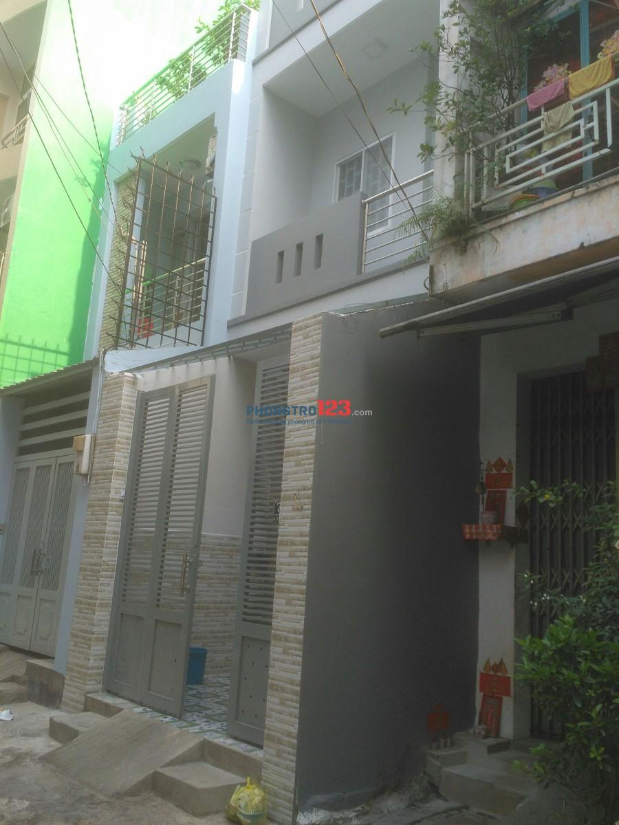 Cho thuê phòng trọ cho sinh viên nữ P.9, Q.Tân Bình