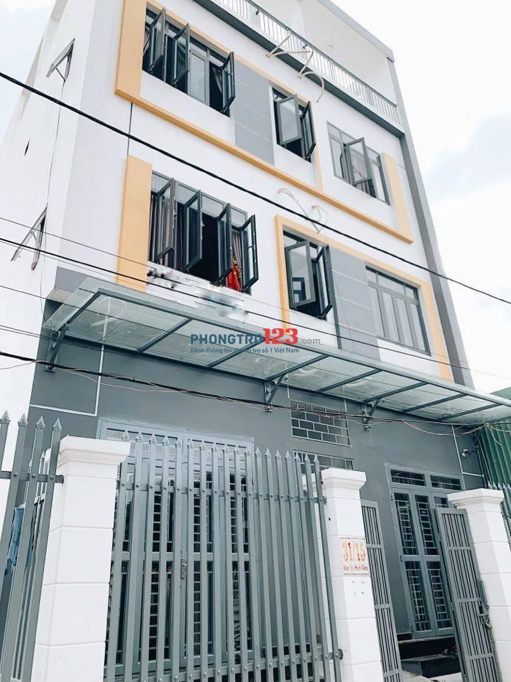 Căn hộ sinh viên Hà Vi cho thuê