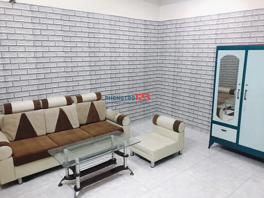 Cho thuê căn hộ Nhất Lan 3- Bình Tân, 2PN, full nội thất