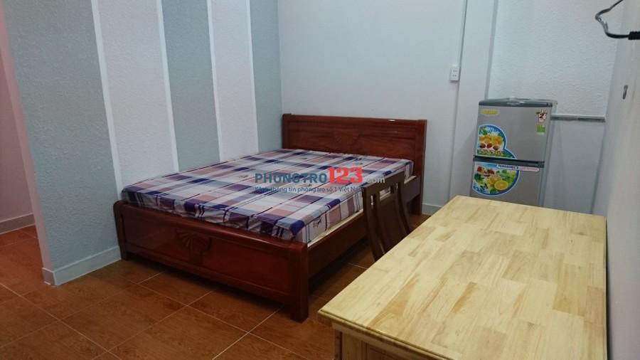 Phòng đẹp, đủ tiện nghi, gần cầu Bình Lợi, giờ tự do. Giá chỉ 3tr5