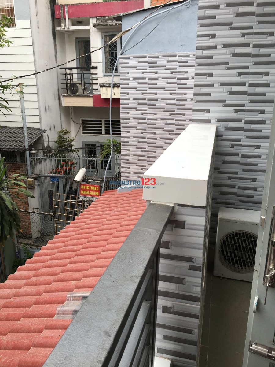 Cho thuê phòng quận Tân Bình gần chợ