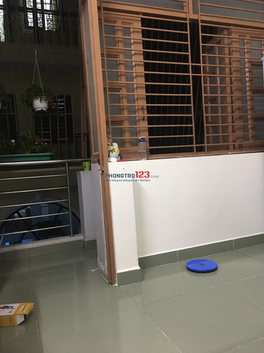 Tìm nữ ở ghép 1,3triệu/ tháng, bao điện nước, phòng sạch sẽ, thoáng mát, an ninh, có chỗ để xe an toàn