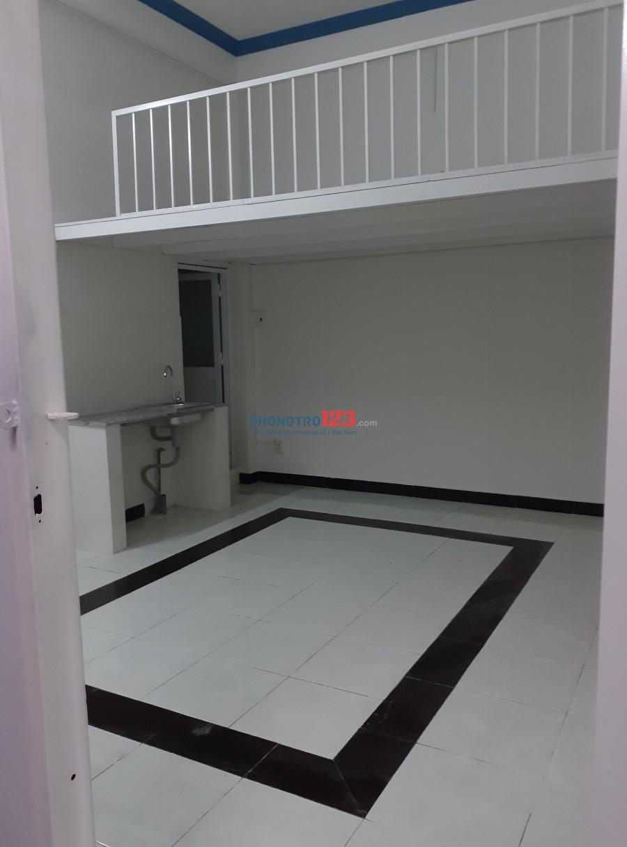 Phòng trọ Phan Huy ích, Tân Bình 32m2 có gác giá rẻ nhất