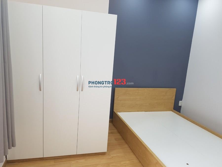 Phòng mới xây, đầy đủ tiện nghi, 1pb, 1pn Phạm Văn Bạch, Q.Tân Bình giá 4tr/th