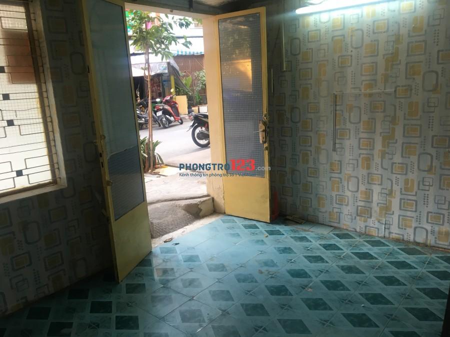 Cho thuê phòng ở giá tốt - cư xá Đài Ra Đa Phú Lâm