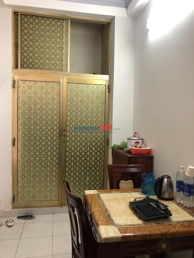 Chính chủ cho nữ thuê phòng đường Nguyễn Trãi, 3.5tr-4.5tr