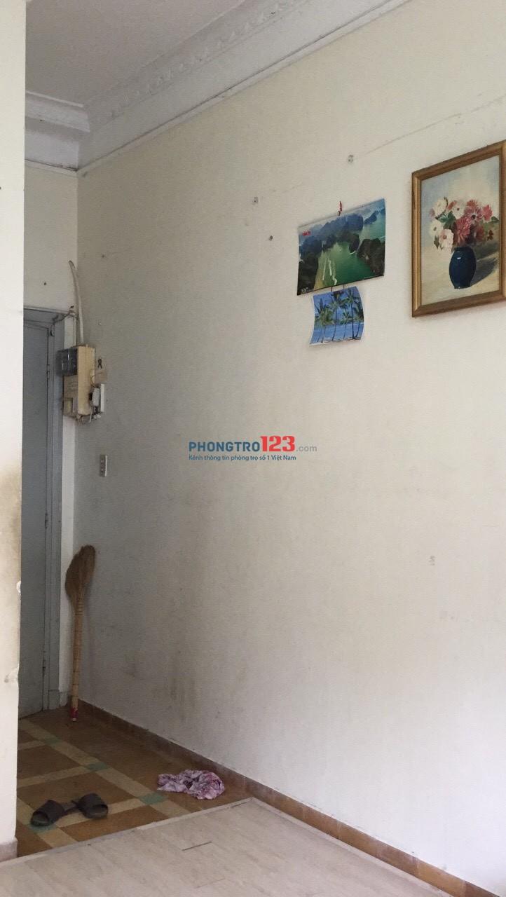 Cho thuê phòng trọ biệt lập tại Đa Kao, Quận 1, TP.HCM