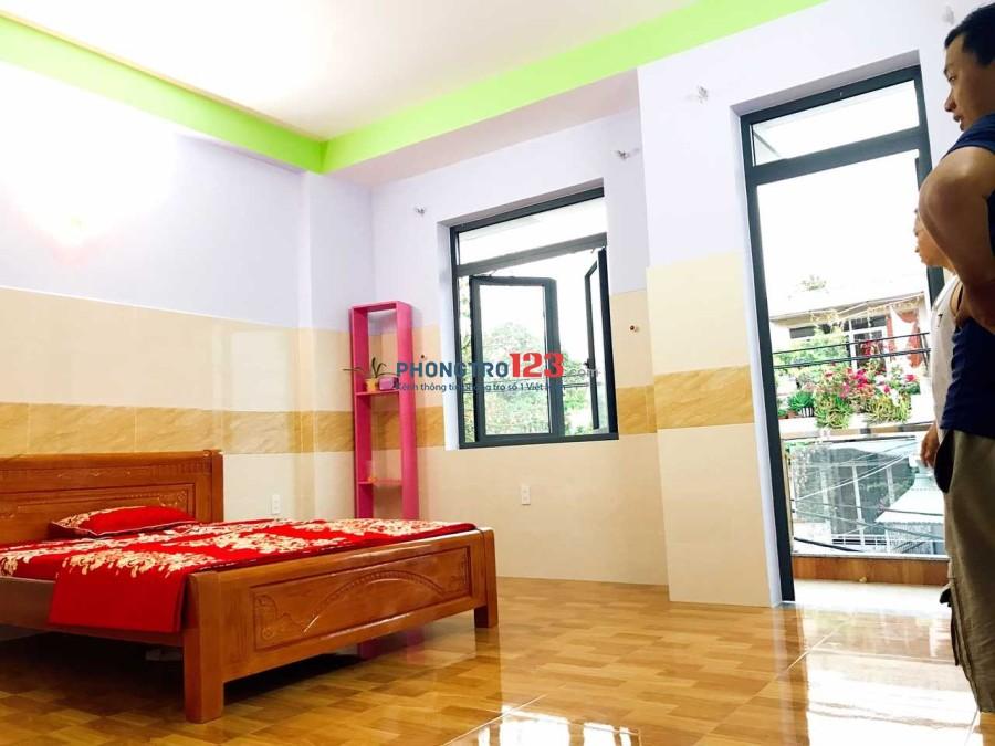 Phòng full nội thất mới ngay Nguyễn Du, Phường 7, Gò Vấp