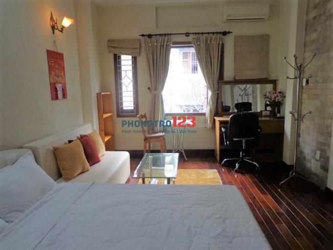 Căn hộ mini, full nội thất, bảo vệ 24/24, ngay Parkson Hùng Vương, đường Trần Hưng Đạo, Quận 5
