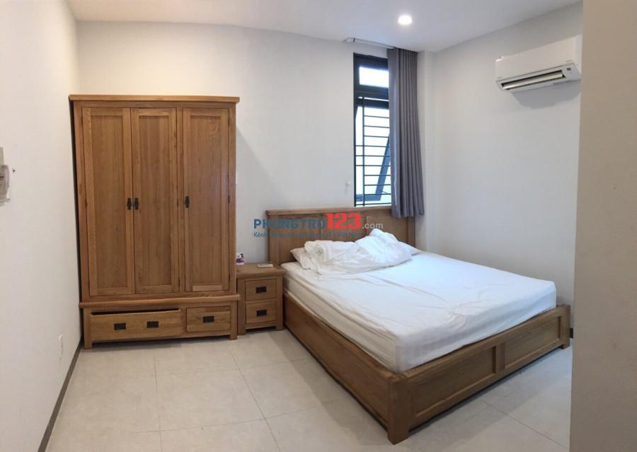 Cho thuê phòng đẹp, ngay Nguyễn Trãi, gần Parkson Hùng Vương, đại học Y Dược HCM - Quận 5