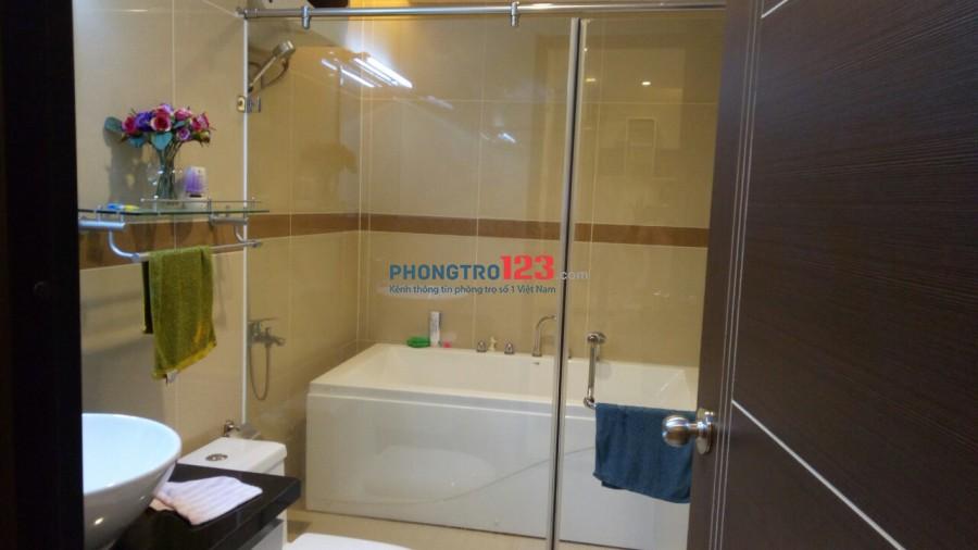 Cho thuê căn hộ 1-2-3PN giá 6-9tr/tháng, gần Phú Mỹ Hưng