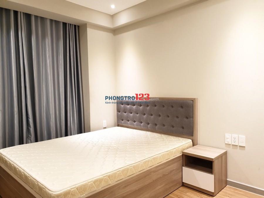 Cho thuê căn hộ 2PN, 1WC, nhà thiết kế hiện đại đầy đủ tiện nghi, Gía thuê: 17 triệu/th. LH:0386086074