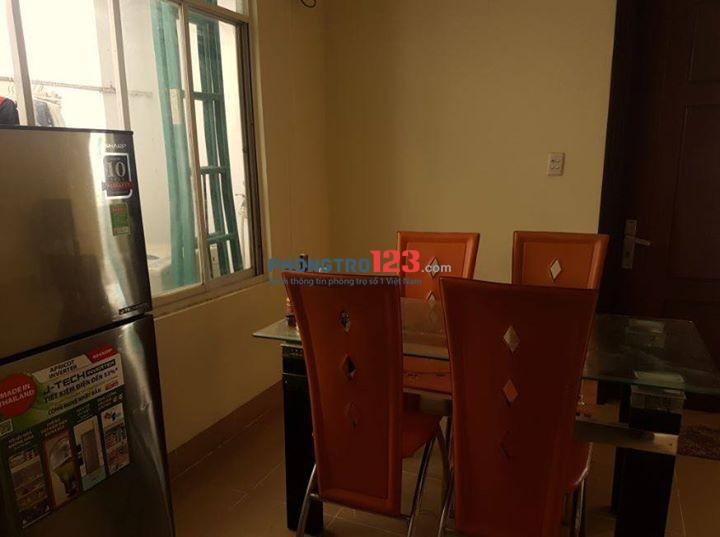 Share phòng master 30m2 đầy đủ tiện nghi 4tr5/th, Q7