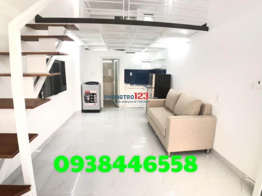 Căn hộ mini full nội thất, thang máy, có gác, nội thất mới - Nguyễn Văn Quỳ, Q.7, HCM-0938446558