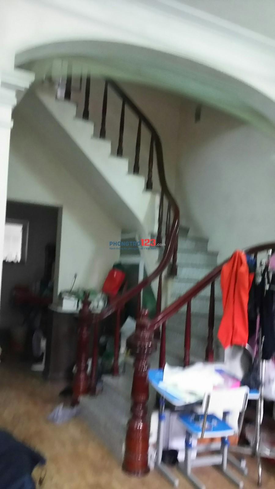 Cho thuê nhà chính chủ 50m x 2.5 tầng ở p.Đức Thắng, Bắc Từ Liêm