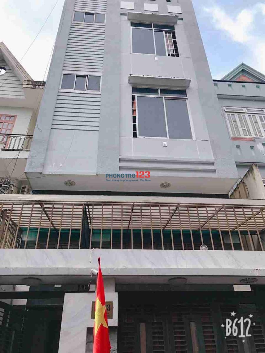 Cần tìm 2 bạn nữ ở ghép vào ở ngay trung tâm Tân Bình thuận tiện đi lại q1, q3, Bình Thạnh, Tân Phú
