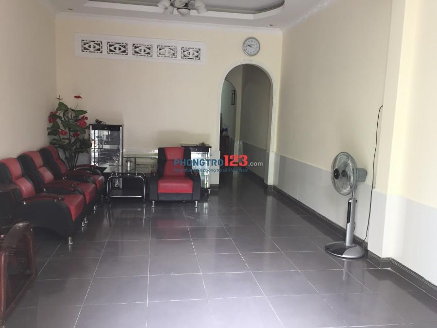 Nhà cho thuê Quận Gò Vấp gần ĐH công nghiệp, CĐ Bách Việt, Siêu thị Lotte