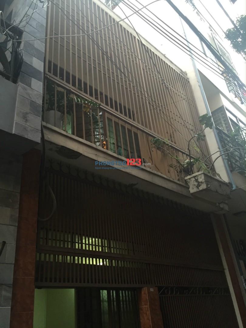 Cho thuê nhà nguyên căn Nhất Chi Mai, quận Tân Bình