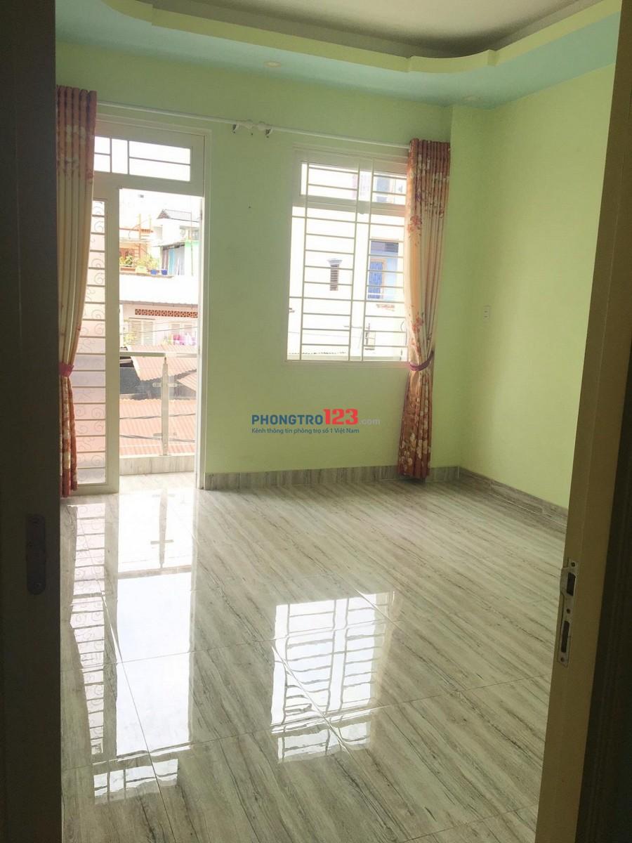 Cho thuê phòng trọ mới xây đường Nguyễn Văn Lượng, Gò Vấp