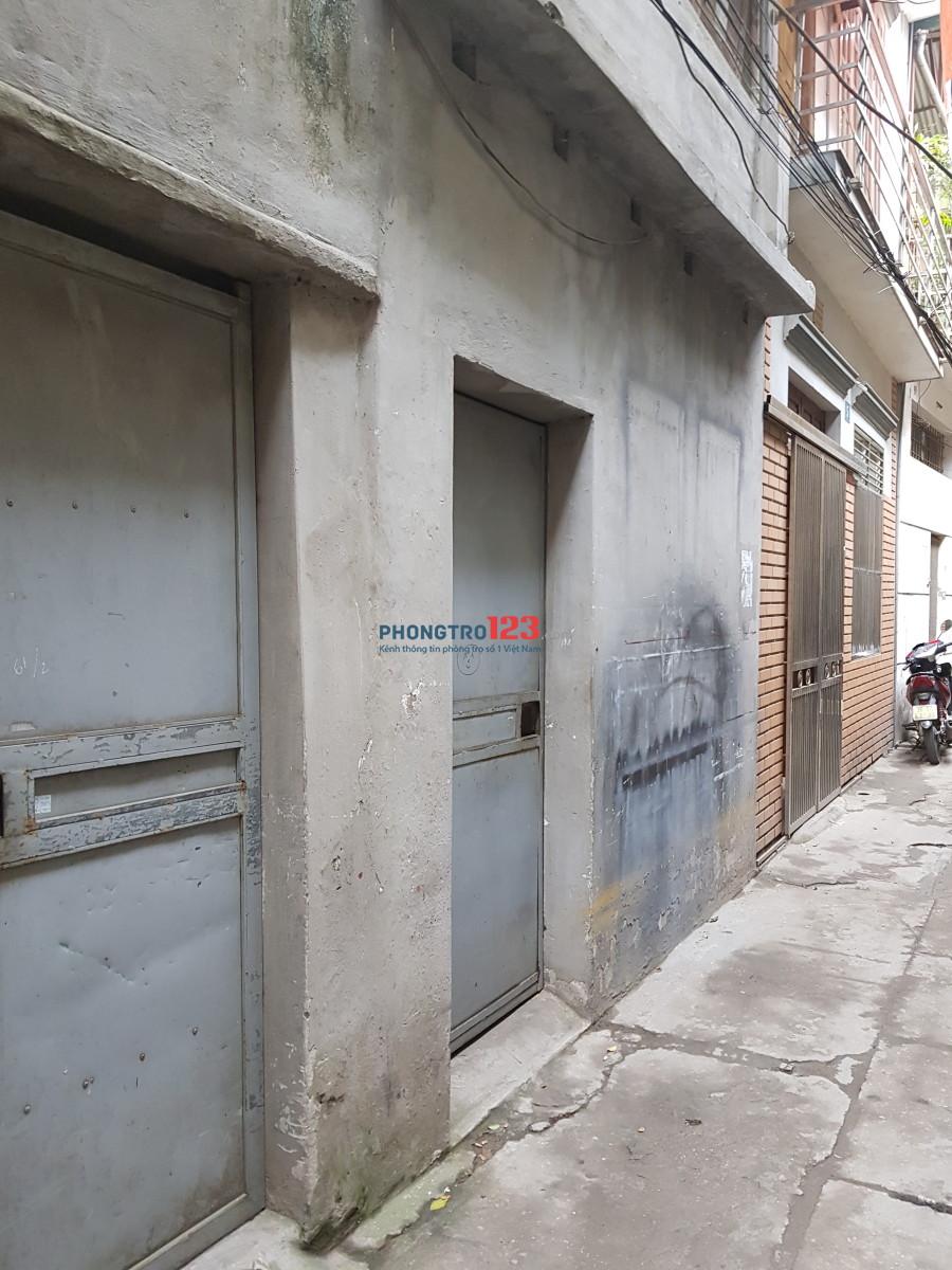 Cho thuê phòng gần ngã 3 Trương Định, Nguyễn Đức Cảnh