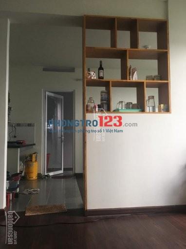 Cho thuê chung cư Ehomes đường Đỗ Xuân Hợp, Quận 9, 75m2, 2PN giá 6 triệu, nhà trống