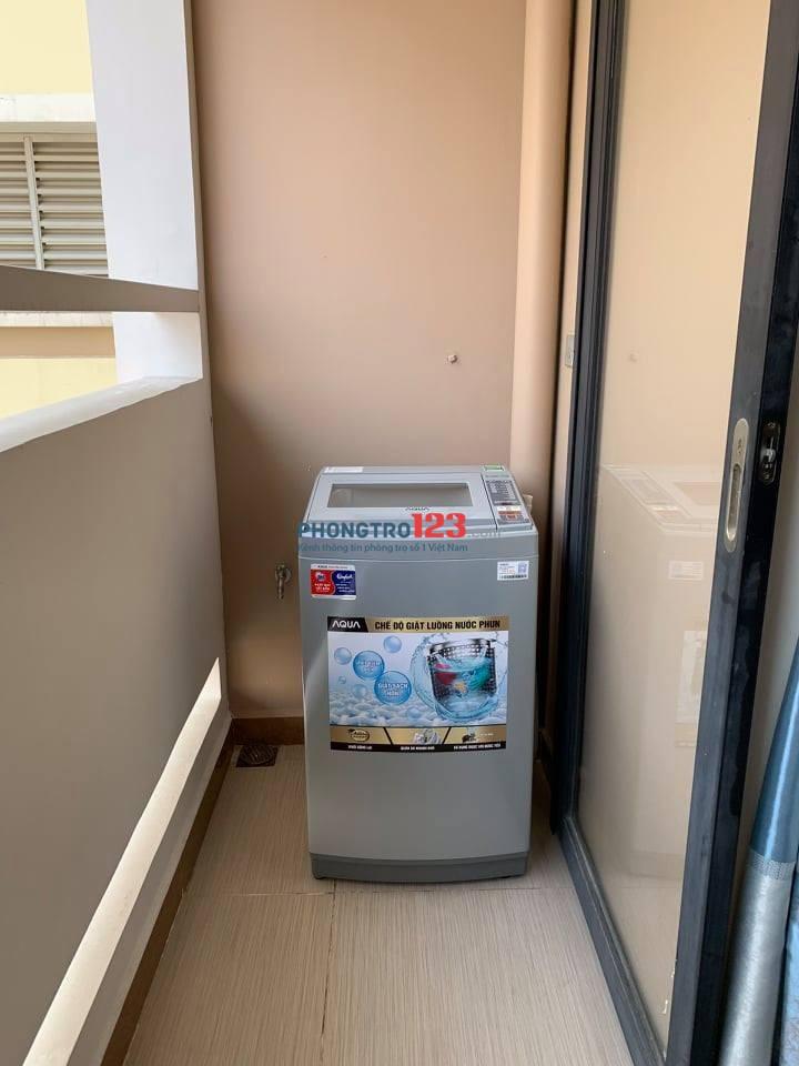 Cho thuê phòng chung cư 1,5 triệu, 3,5 triệu máy giặt, tủ lạnh, bếp wifi free