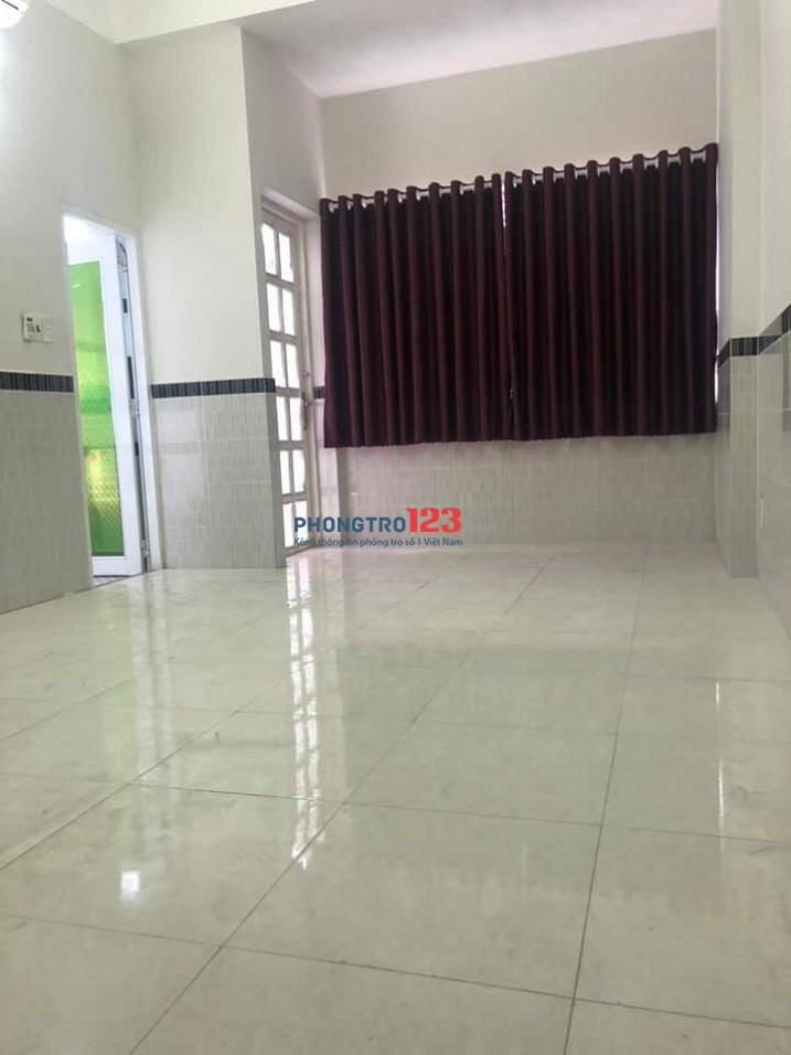 Cho thuê phòng trọ mới xây giá rẻ quận Gò Vấp