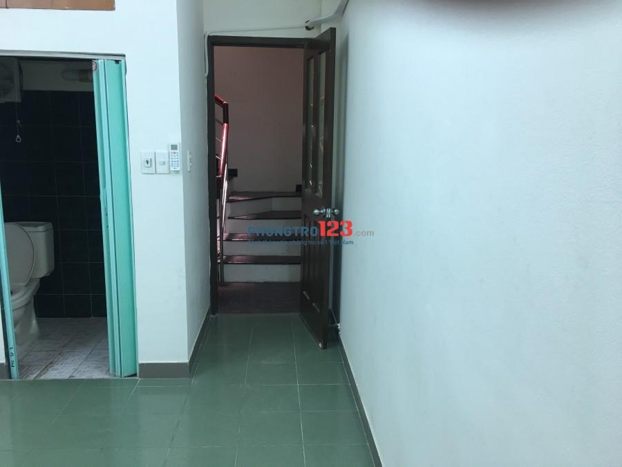 Phòng cho thuê Hẻm 222 Lý Thái Tổ, giờ tự do, cho để xe free